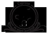 logotyp Čajovny ve staré kovárně